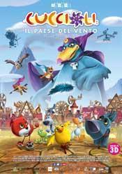 cinema arriva nuovo film animazione: Cuccioli Paese Vento
