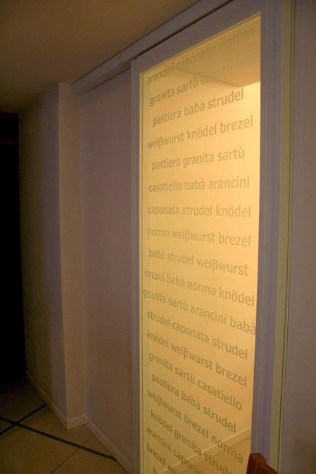 Scrivere parole e testi su pareti e porte di casa paperblog for Porte della casa di tronchi