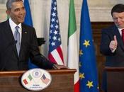 Renzi-Obama video della conferenza stampa