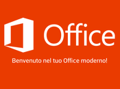 Microsoft Office Mobile disponibile gratis Play Store