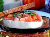 Sandwich Parmigiana fresca