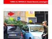Alessia Marcuzzi Chiara Giordano, pomeriggio relax