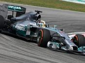 Malesia 2014. Hamilton pole diluvio Sepang