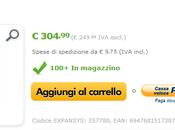 Motorola Moto offerta 305€ Expansys!