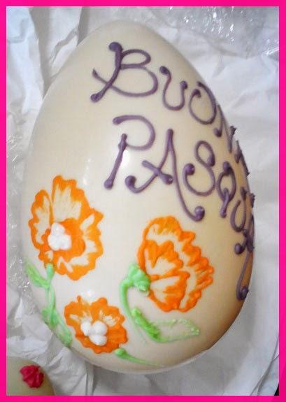Uova di pasqua decorate a mano paperblog - Uova di pasqua decorati a mano ...