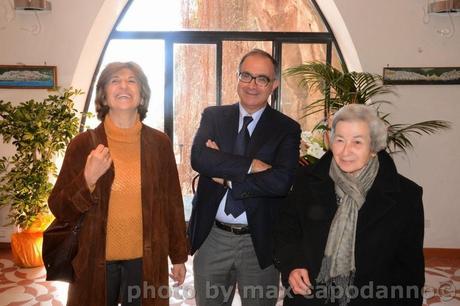 POSITANO: inaugurazione nuova sede Azienda Autonona ...