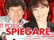 """RUBRICA """"TRACCE CULTURA"""" RECENSIONE SPETTACOLO TEATRALE POSSO SPIEGARE"""" marzo 2014"""