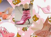 Trend: pink (furry shoes)