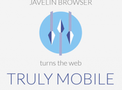 Javelin interessante browser Android