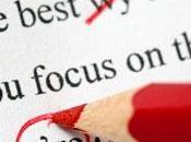 Revisione, editing, correzione bozze