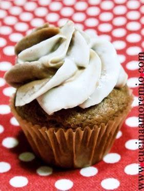 Cupcake velocissimi ai due cioccolati
