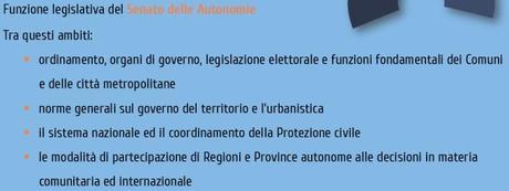 Disegno di legge costituzionale disposizioni per il for Numero di parlamentari