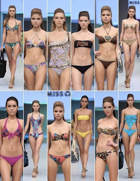 Scopri i costumi da bagno moda estate più belli e di tendenza delle sfilate e i modelli di beachwaer più eleganti, sexy e glam da indossare quest'anno in spiaggia tra bikini, trikini e.