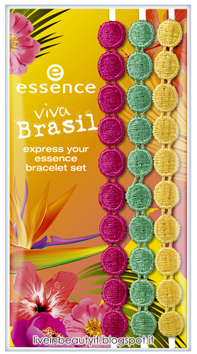 Essence, Viva Brasil Collection - Preview