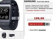 Samsung Galaxy Gear disponibile 199€