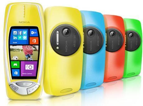 Nokia 3310 PureView: restyling completo e fotocamera da 41MP
