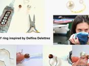 Cool ring inspired Delfina Delettrez!