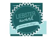 Liebster Award time!
