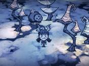 Don't Starve, Reign Giants Steam accesso anticipato