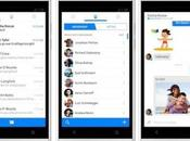 Facebook Messenger Android aggiorna introduce gruppi