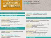 """Pubblicita' progresso unime: conferenza parita' genere contest move"""""""