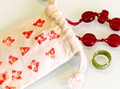Sacchettino porta bijoux festa della mamma