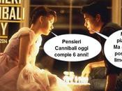 Pensieri Cannibali Day: film sono cresciuta