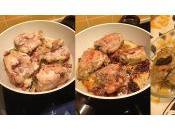 Sovracosce pollo marinate.