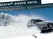 quattro® sotto zero Audi