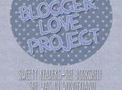 Blogger Love Project! Mini challenge Book Spine Poetry