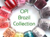 Brazil Collection Swatches review.