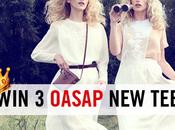 Vinci nuove magliette Oasap avete capito bene pezzi