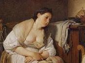 quadro oggi: Jean-Baptiste Greuze Indolenza