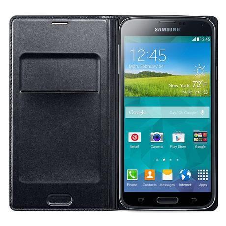 EF WG900BBESTA 01 600 Samsung Galaxy S5 e le nuove Cover accessori  samsung galaxy s5 samsung cover accessori