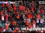 Western Sydney Wanderers-Brisbane Roar 1-1, video highlights