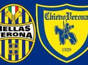 Serie formazioni ufficiali Chievo-Verona.