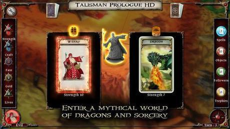 Talisman Prologue HD pro