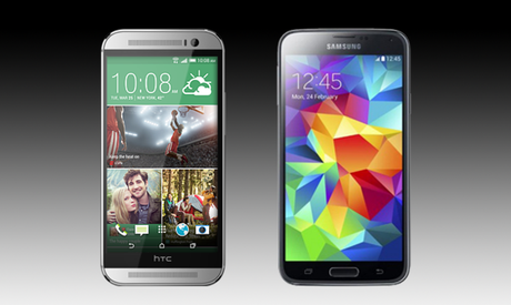 M8 vs S5 Il Galaxy S5 è migliore dellHTC One M8 ... Secondo Samsung