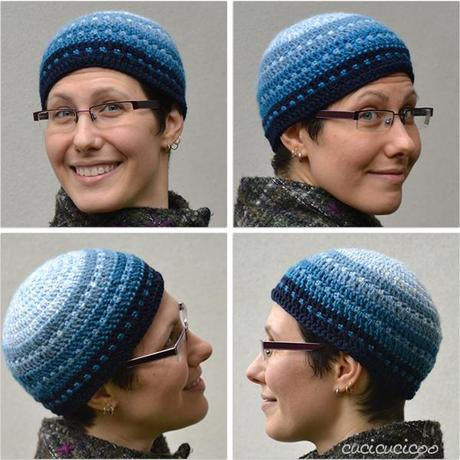 Schemi Cappello Voyages Beanie E Basco Simple And Sweet Paperblog