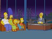 Simpson omaggiano David Letterman