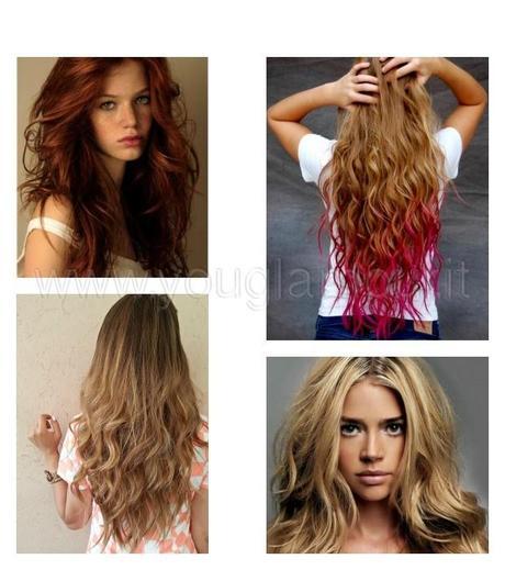 Preferenza Tagli di capelli primavera estate 2014 - Paperblog WF16