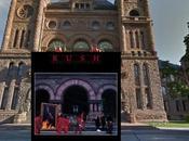 copertine degli album classici Google Street View