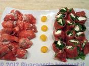 carpacci uovo marinato Carlo Cracco