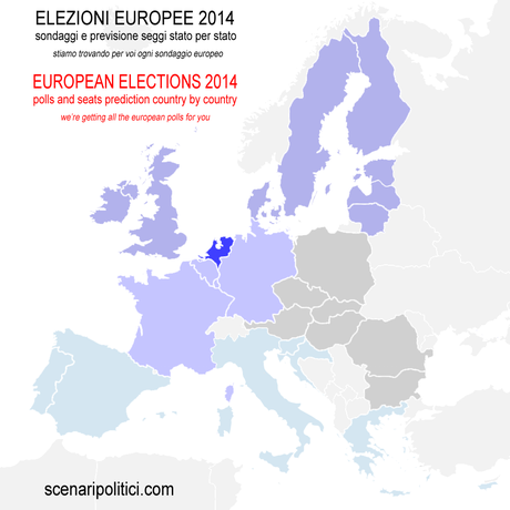 NETHERLANDS EUROPEAN ELECTIONS 2014