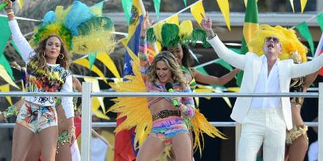 themusik we are one ole ola pitbull jennifer lopez claudia leitte fifa world cup 2014 mondiali We Are One (Ole Ola) di Pitbull feat Jennifer Lopez e Claudia Leitte