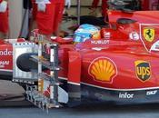 """Test Bahrein: Ferrari prova portamozzo """"soffianti"""" all'anteriore"""