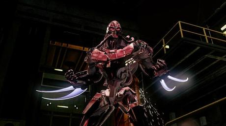 Disponibile l'update di Fulgore per Killer Instinct