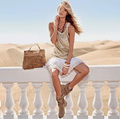 huge discount 23e14 5f893 Le 5 tendenze 'hot' della moda primavera-estate 2014 secondo ...