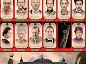 """Grand Budapest Hotel"": arriva cinema nuova commedia Anderson"
