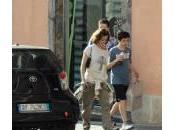 Chiara Giordano, shopping figli l'ex moglie Raoul Bova (foto)